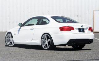 20 Niche Apex Wheels Silver BMW E90 E92 E93 M3 08+ Sport Concave