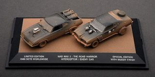 autoart mad max 2 warrior interc eptor muddy finish 1