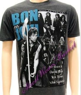 Newly listed Bon Jovi American Metal Rock Vtg Women Men T shirt Sz M