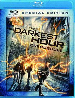 The Darkest Hour Blu ray Disc, 2012, Canadian