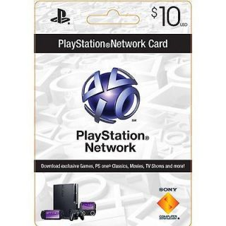 Newly listed SONY   PlayStation Network Card $10   PSN   PSP   PS3