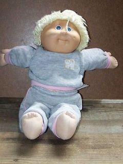Newly listed Cabbage Patch Kids Blond Hair Girl 1984 Coleco
