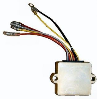 Regulator Rectifier for Mercury Outboard 6 Wire replaces 883072T