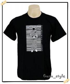 Banksy Prisoner Barcode GUYS Stencil Art T Shirt Graphic Sz L