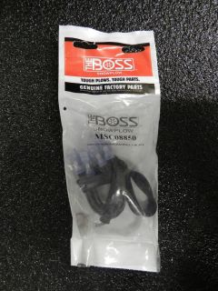 msc08850 boss snow plow ground harness manifold v blade time