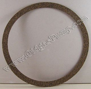 wayne 10 gallon visible gas pump cork cylinder gasket time