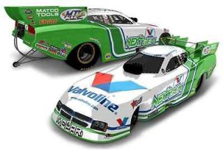 Newly listed 2012 JACK BECKMAN VALVOLINE NHRA FUNNY CAR 1/64