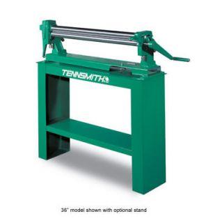 tennsmith sr24 manual slip roll 20 gauge 24 capacity time