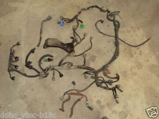 96 97 98 obd2a honda civic ex wiring harness VTEC d16y8 (Fits Civic)