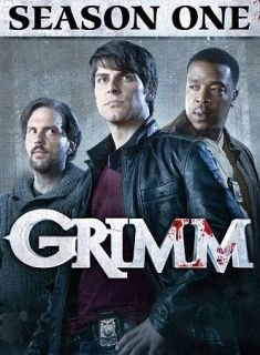 grimm season 1 in DVDs & Blu ray Discs