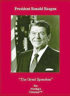President Ronald Reagan The Great Speeches DVD, 2004