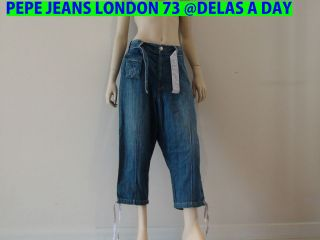 new pepe jeans london 73 goa size28 womens rrp $