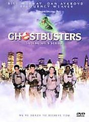 Ghostbusters Collectors Series DVD   Disc, case, insert all MINT