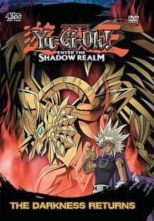 Yu Gi Oh Enter the Shadow Realm   Vol. 2 The Darkness Returns DVD