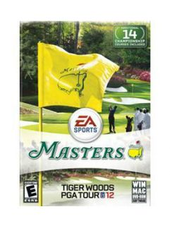Tiger Woods PGA Tour 12 The Masters PC, 2011