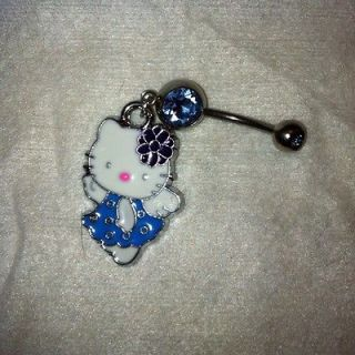 hello kitty belly button ring  4 99