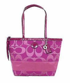pink coach purse in Handbags & Purses