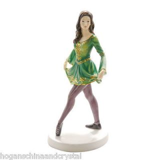 Royal Doulton Dances of the World Irish Celtic Dance Figurine HN5569
