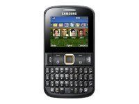Samsung Chat 222   Black (Unlocked) Mobile Phone, Sim Free For All