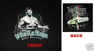 wwe wrestling eddie guerrero viva la raza new boy shirt