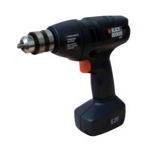 Black Decker 9089 6V Cordless Drill Driver