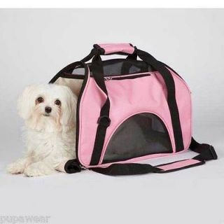 PET DOG CARRIER chihuahua yorkie maltese toy poodle DOG CARRIER TOTE
