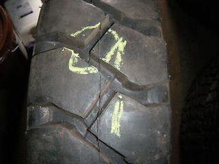 50 15 power king ind lug tire