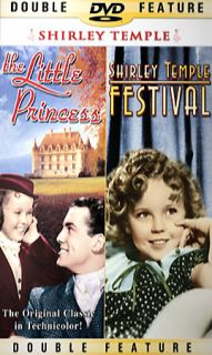Shirley Temple Double Feature Little Princess Shirley Temple Festival