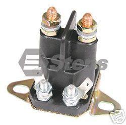 starter solenoid for  craftsman 145673 146154
