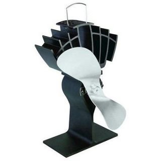 Caframo ECOFAN ULTRAIR HEAT POWERED STOVE FAN 810CA KBX NICKEL BLADE
