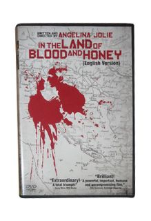 In the Land of Blood and Honey DVD, 2012