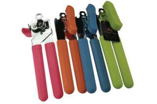 BRAND NEW APOLLO HIGH QUALITY CAN TIN & BOTTLE OPENER IN FUN COLOURS