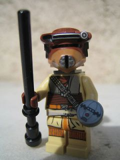 LEGO STAR WARS Princess Leia Boushh disguise MINIFIG new from Lego set