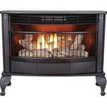 procom qd250t vent free dual fuel gas stove 25000 btu
