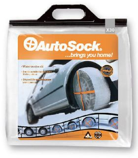 autosock driving car tire chains us version size x30 time