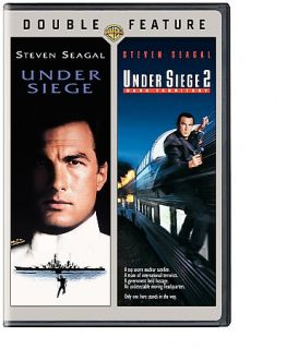 Under Siege Under Siege 2 Dark Territory DVD, 2008
