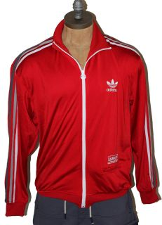 auth adidas originals men s ultrastar red jacket more options