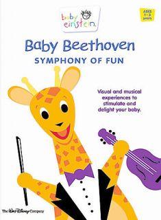 Disney Baby Einstein   Baby Beethoven (DVD, 2002)