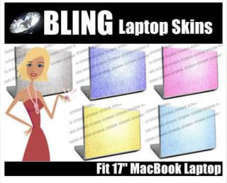 rhinestone laptop skins in Computers/Tablets & Networking