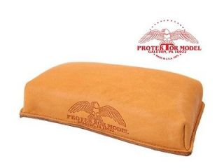 protektor model 16 brick bag gun rest bench shooting time