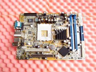 shuttle xpc motherboard in Computer Components & Parts