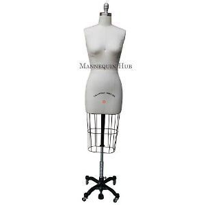 New Female Professional Dressmaker Dress Form with Collapsible