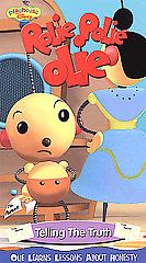 Rolie Polie Olie Telling the Truth (VHS