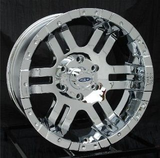 16 inch chrome wheels rims chevy truck gmc 6 lug