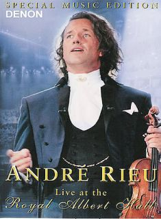 Andre Rieu   Live At The Royal Albert Hall DVD, 2002