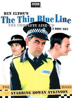 Thin Blue Line, The   The Complete Line Up DVD, 2004, 3 Disc Set