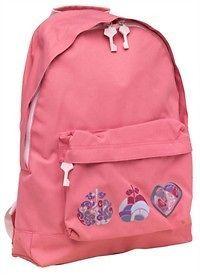 roxy backpack travel bag school bolsa sac dos pink r
