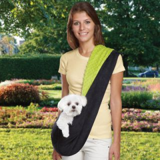 maltese yorkie chihuahua pet dog carrier shoulder sling time left