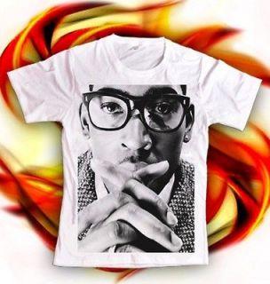 Wiz khalifa hip hop Drake Rap Lil Wayne Music Tee Shirt Sz.S,M,L,XL
