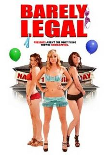 Barely Legal DVD, 2011